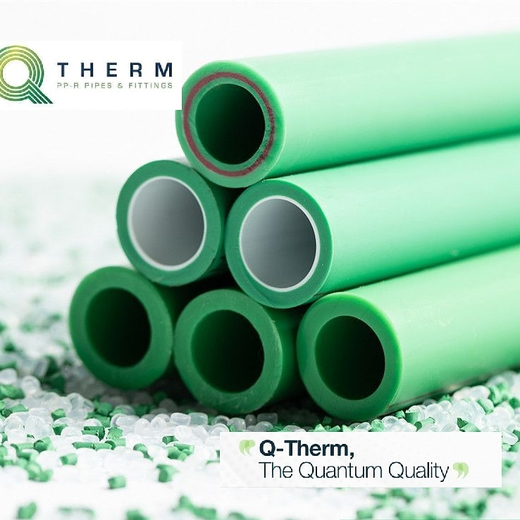 Q-therm pprc pipe