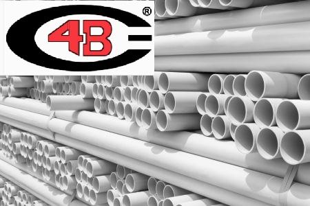 4B upvc pipe